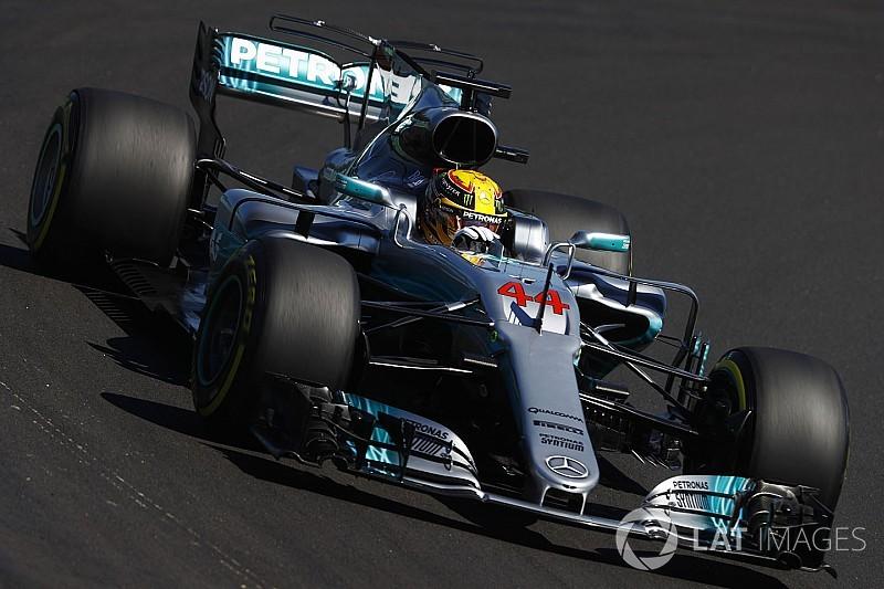 【F1】ハミルトンのミスを悔やむメルセデス、スタートに逆転を賭ける