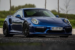 Automotive Breaking news Fastest Porsche 911 Turbo S of this generation hits 213.86mph