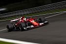 Formel 1 2017 in Spa: Startaufstellung zum GP Belgien