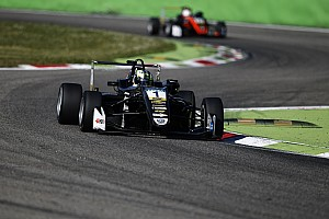 F3 Europe Qualifying report Monza F3: Eriksson and Norris grab Sunday poles