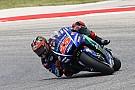 MotoGP Austin MotoGP: Vinales tops chaotic FP3 as Marquez crashes twice