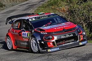WRC Analisi Citroen, Corsica amara. Ma la C3 Plus ora vola e può vincere ovunque