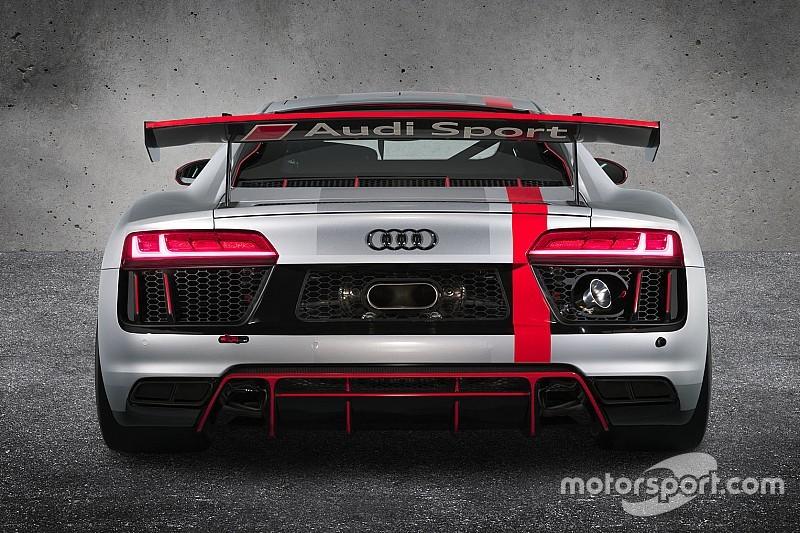 GALERÍA: el nuevo Audi R8 LMS GT4