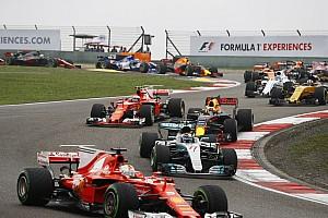 Formula 1 Son dakika Çin ve Bahreyn, 2018 takviminde yer değiştirebilir