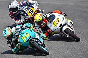 Moto3 Raceverslag Mir klopt in Duitsland Fenati en Ramirez voor vijfde seizoenszege