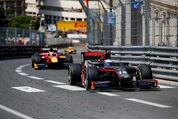 FIA F2 Gara