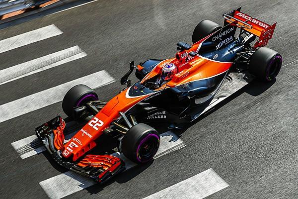 Forma-1 BRÉKING Button szokja az új F1-et: ott is fékeznie kell, ahol 7 éve nem tette