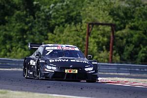 DTM Репортаж з практики DTM на Норісринзі: Спенглер виграв перше тренування
