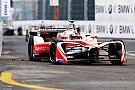 New York ePrix: Rosenqvist and Lynn top practice sessions