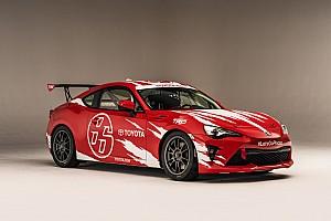 PWC Breaking news Toyota ikuti Pirelli World Challenge dengan TMG 86 Cup Car