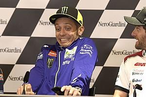 """MotoGP Noticias Rossi: """"Lorenzo me da un poco de miedo"""""""