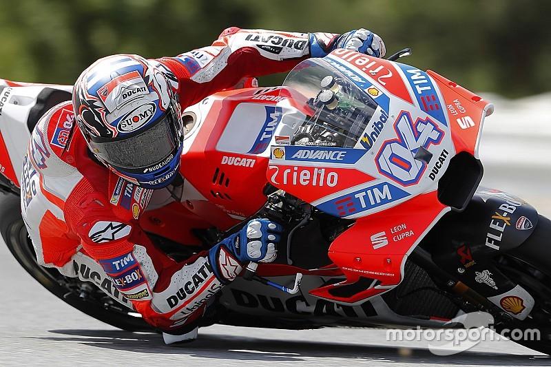 Rossi: Avusturya'nın en güçlüsü Ducati olacak