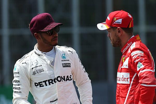 Après Bakou, Hamilton a lancé un avertissement à Vettel