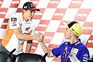 Rossi ve Marquez, Alonso'nun Indy 500'de olmasıyla ilgileniyor