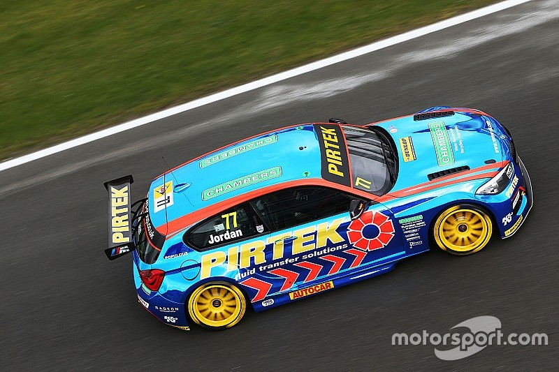 Brands Hatch BTCC: Jordan fights off Turkington to head BMW 1-2
