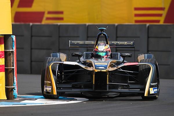 غوتيريز يعترف بأنّ سباقه الأوّل في الفورمولا إي كان