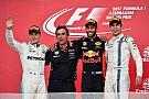 ترتيب بطولة العالم للفورمولا واحد بعد سباق باكو