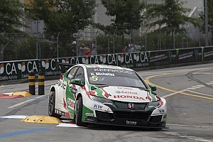 WTCC Репортаж з кваліфікації WTCC у Португалії: Міхеліс здобув поул для Honda