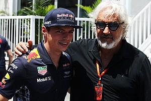 Briatore: Räikkönen helyett Verstappenre lett volna szüksége a Ferrarinak