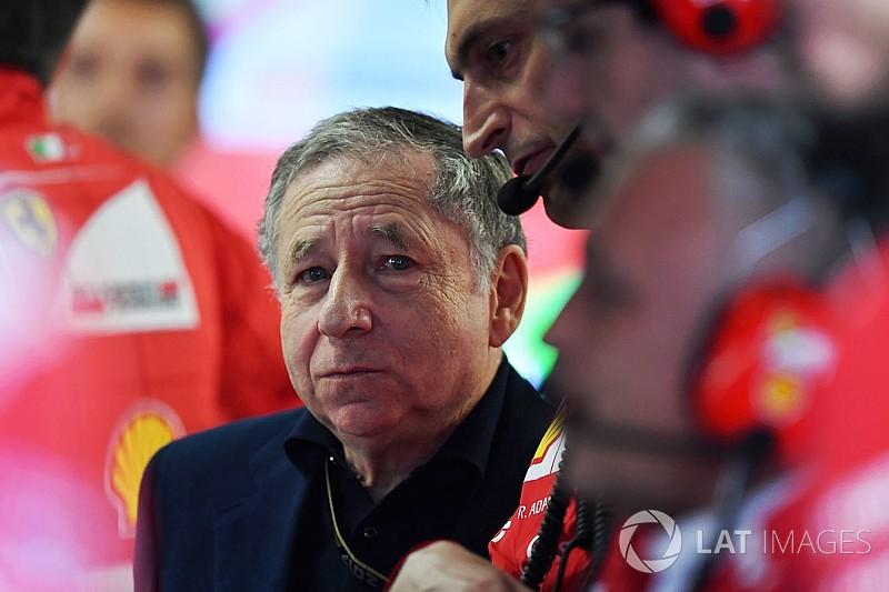"FIA-Boss Jean Todt eröffnet ""Hall of Fame"": ""Michael kämpft ..."""