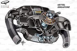 Formel 1 Feature Formel 1: Ferrari-Pilot Sebastian Vettel experimentiert mit Startsystem