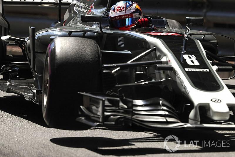 En images - La première partie de saison 2017 de Haas