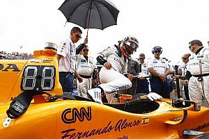 阿隆索将二度参加Indy 500