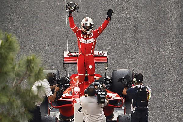 Formule 1 Statistiques Stats - Vettel offre un Monaco à Ferrari