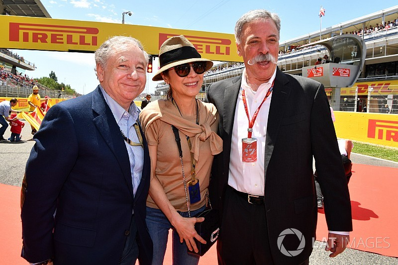 F1: FIA-Boss Jean Todt lobt Zusammenarbeit mit Liberty Media