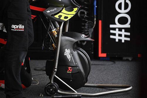 Aprilia RS-GP: la carenatura integrale per aerodinamica e gomme