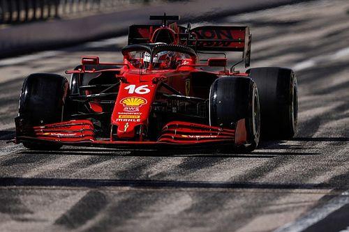 """Leclerc quarto ed euforico: """"La migliore gara dell'anno"""""""