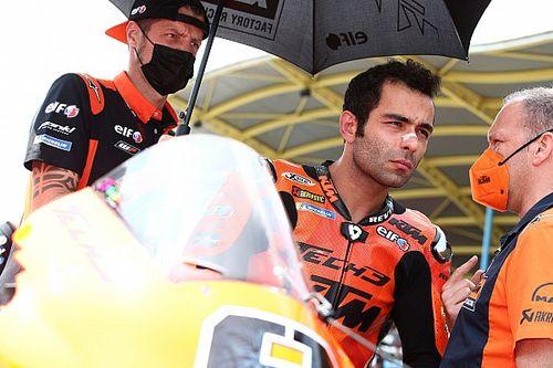 KTM prêt à soutenir Danilo Petrucci au Dakar