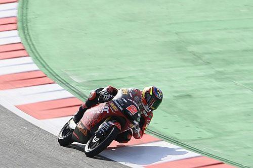 Rodrigo se lleva la pole position en Moto3