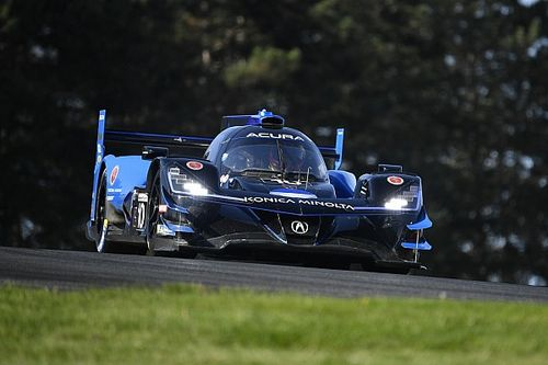 IMSA Mid-Ohio: WTR Acura holds on to win fuel-save nail-biter
