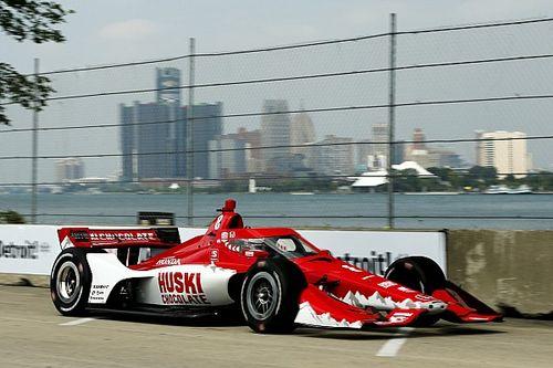 Detroit IndyCar: Ericsson claims first win after Power restart heartbreak