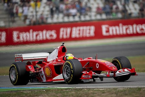 "Vettel tried to buy Ferrari F2004, but it was ""too expensive"""