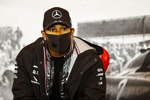 Wolff defiende a Hamilton y sus logros con Mercedes