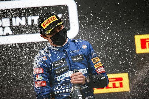 McLaren: Norris Pantas Dapatkan Podium di Imola