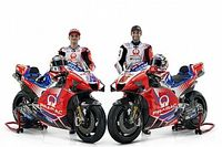 Pramac reveals 2021 MotoGP livery with all-new line-up