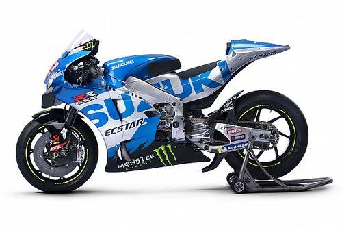 Suzuki Perkenalkan Motor untuk Pertahankan Juara MotoGP