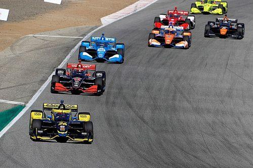 Laguna Seca IndyCar: Herta kazandı, Grosjean yıldızlaştı