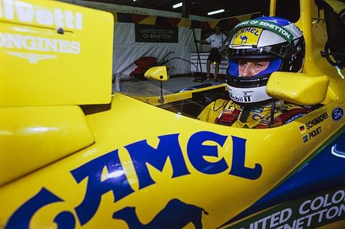 How Schumacher's first year marked him out as F1's king in-waiting