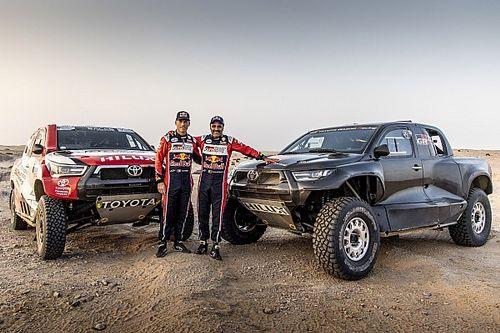 Toyota Turunkan Empat Mobil Hadapi Reli Dakar 2022
