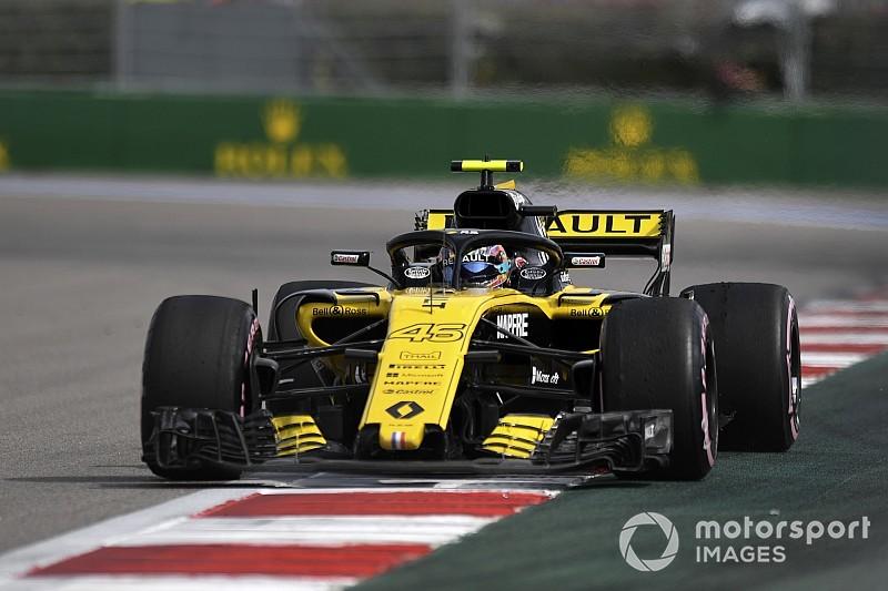 Renault met Markelov in bandentest op Yas Marina Circuit