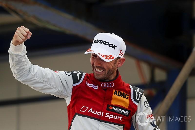 DTM Red Bull Ring: Rast wint na chaos, Di Resta nieuwe leider