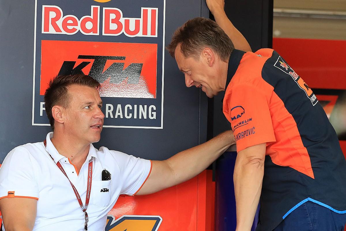 Feedback der neuen Fahrer wichtig: KTM will 2019 nächsten Schritt machen