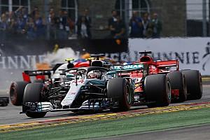 Вольф раскрыл причины поражения Mercedes в Спа