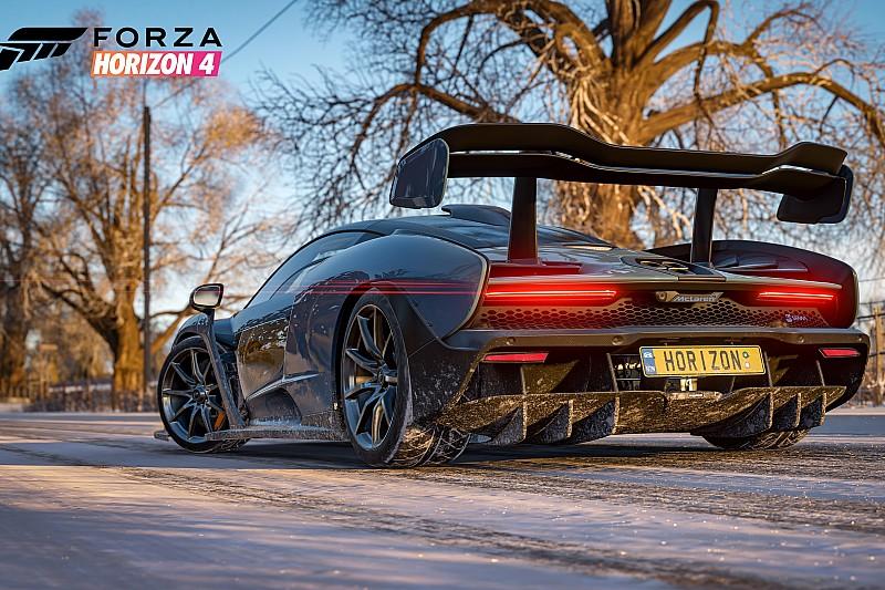 Как в Forza Horizon 4 выглядят разные времена года: видео