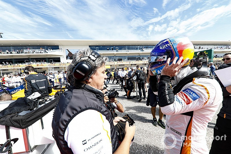 Quiero olvidar lo antes posible lo de Austin, acepta Fernando Alonso