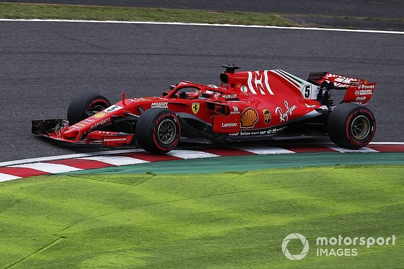 Ferrari: non si lotta per il mondiale con la teoria del